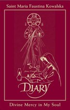 Diary of St. Faustina Divine Mercy in My Soul, leather deluxe edition