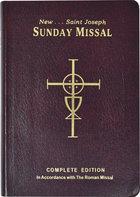 New Sunday Missal: Saint Joseph Complete Edition