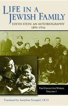 Edith Stein, Life in a Jewish Family [1891-1916]