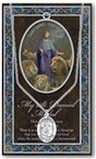 St. Daniel the Prophet Pewter Medal and Prayer Folder