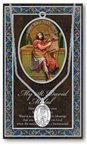 St. David the King Pewter Medal and Prayer Folder