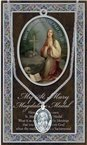 St. Mary Magdalene Pewter Medal and Prayer Folder