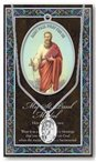 St. Paul Pewter Medal and Prayer Folder