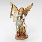 "5"" Uriel Archangel - creche piece - Fontanini"