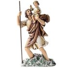 """Statue St Christopher 6.25"""""""
