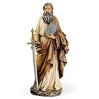 Statue St. Paul with Book/Sword 10.5""