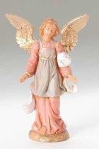 "5"" standing angel - creche piece - Fontanini"