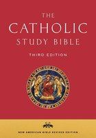 Catholic Study Bible 3rd Edition Paperback