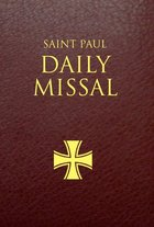 Daily Missal St. Paul Daily Missal Burgundy Leatherflex Cover