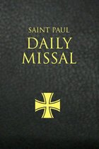 Daily Missal St. Paul Daily Missal Black Leatherflex Cover