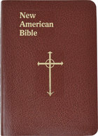 Bible NABRE Personal Size Bible Simulated Leather Cover