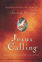 Jesus Calling: Devotions for Every Day of the Year
