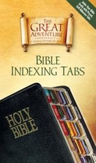 Great Adventure Bible Indexing Tabs