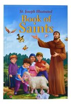 St Joseph Illustrated Book of Saints