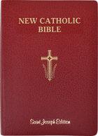 Bible St Joseph New Catholic Bible [Giant Type]