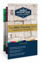 Bible Timeline Chart-The Great Adventure Catholic Bible