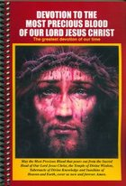 Devotion to the Most Precious Blood of Our Lord Jesus Christ
